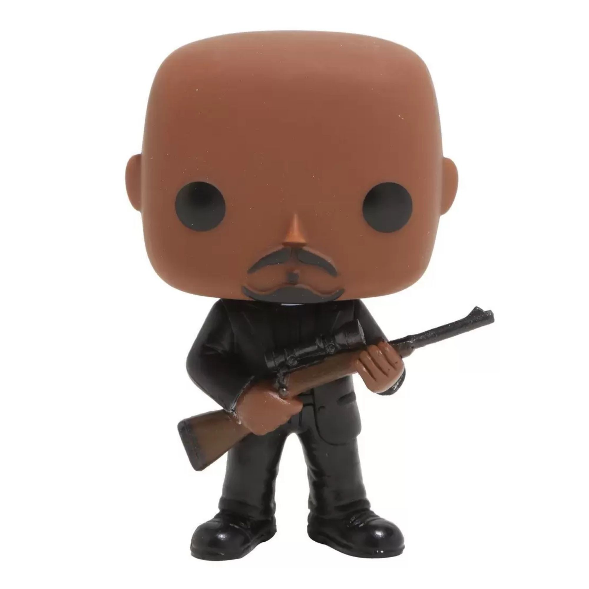 Funko Pop The Walking Dead Gabriel 386  - Game Land Brinquedos