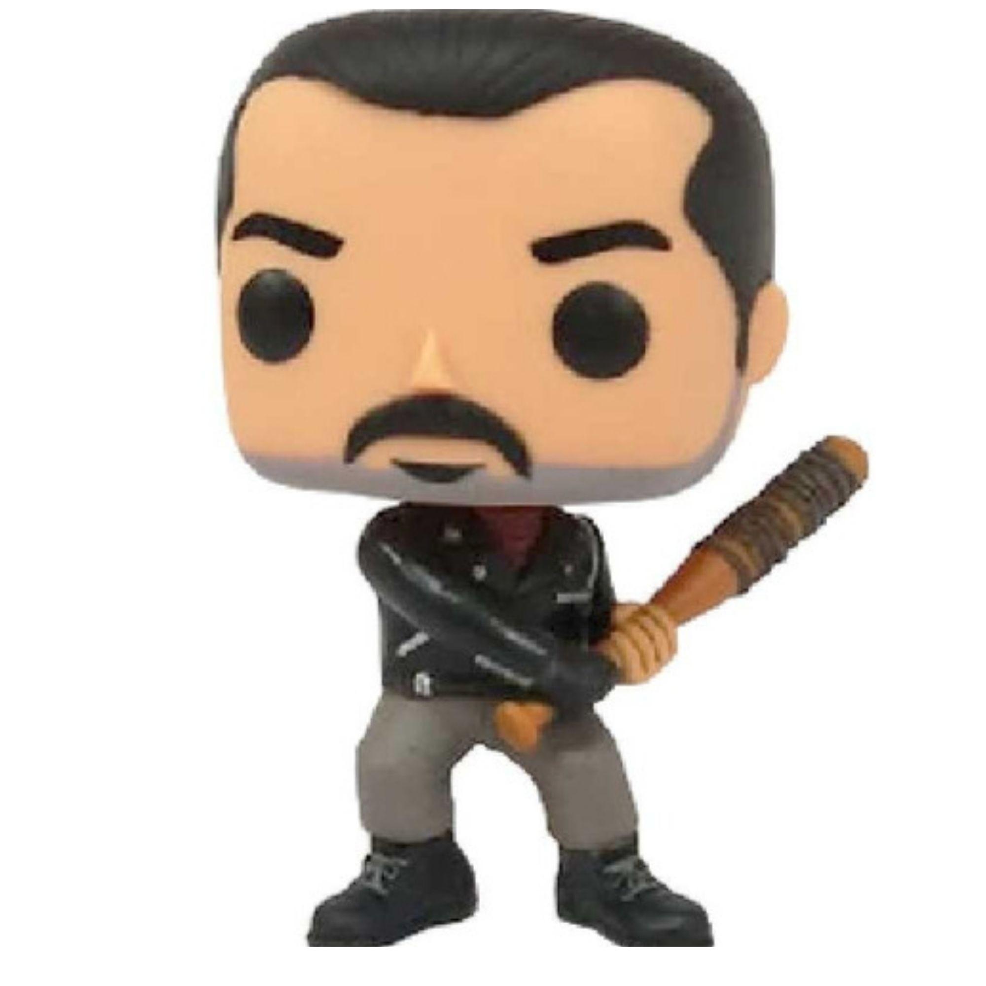 Funko Pop The Walking Dead Negan #390  - Game Land Brinquedos
