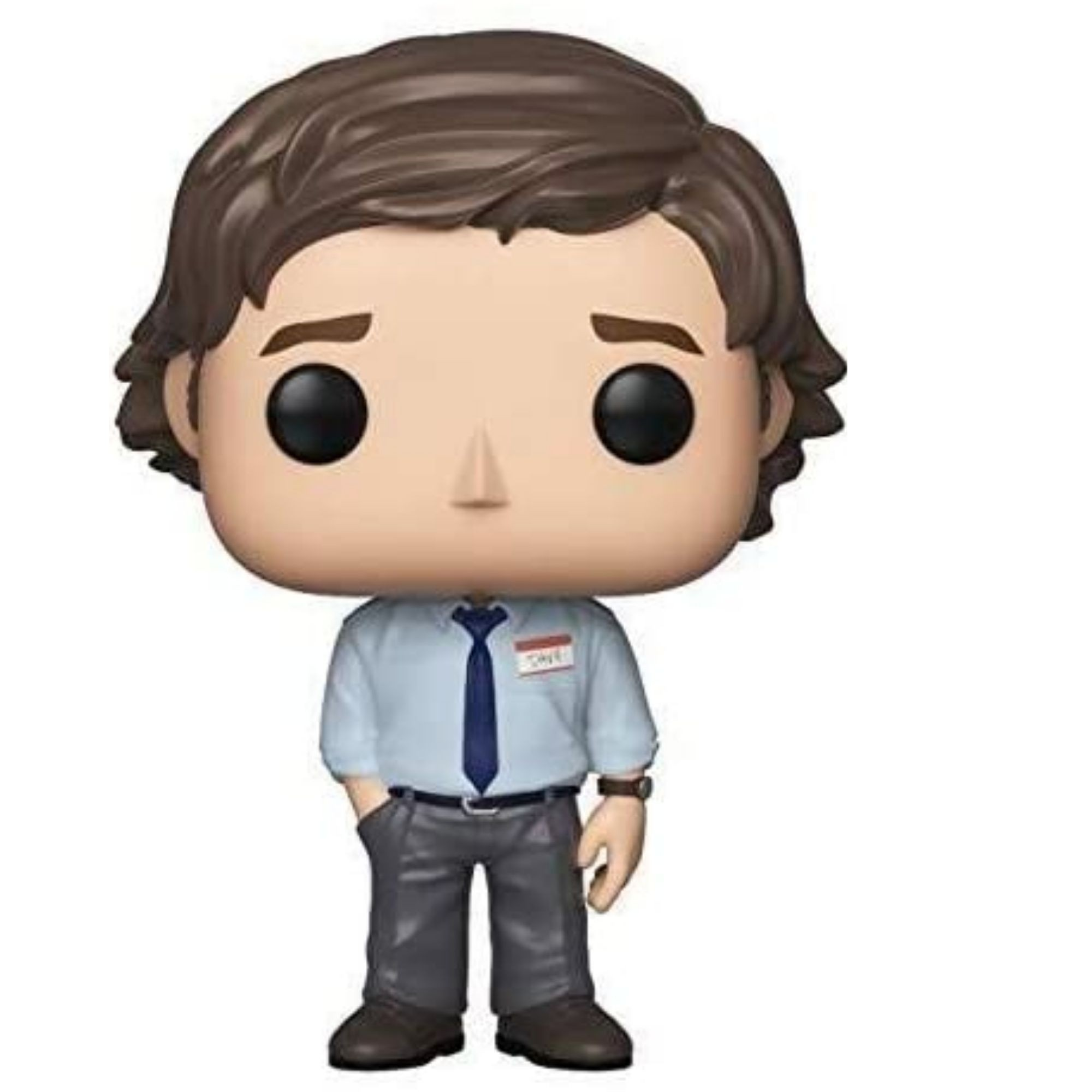 Funko Pop TV The Office Jim Halpert #870  - Game Land Brinquedos