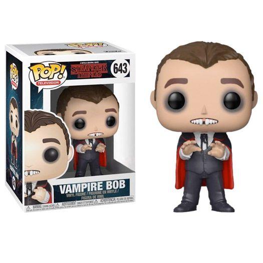 Funko Pop Vampire Bob Exclusivo Série