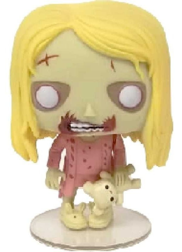 Funko Pop Walking Dead Teddy Bear Girl  - Game Land Brinquedos