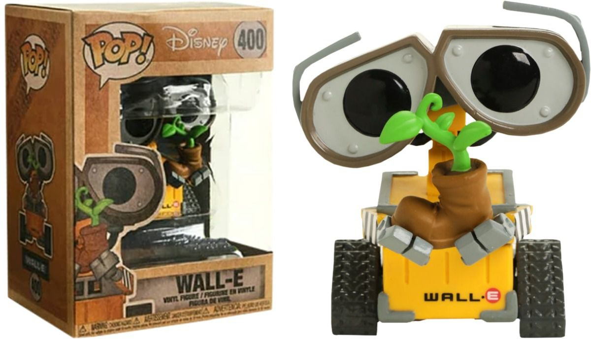 Funko Pop Wall E Earth Day Exclusivo Boxlunch 400 Disney  - Game Land Brinquedos