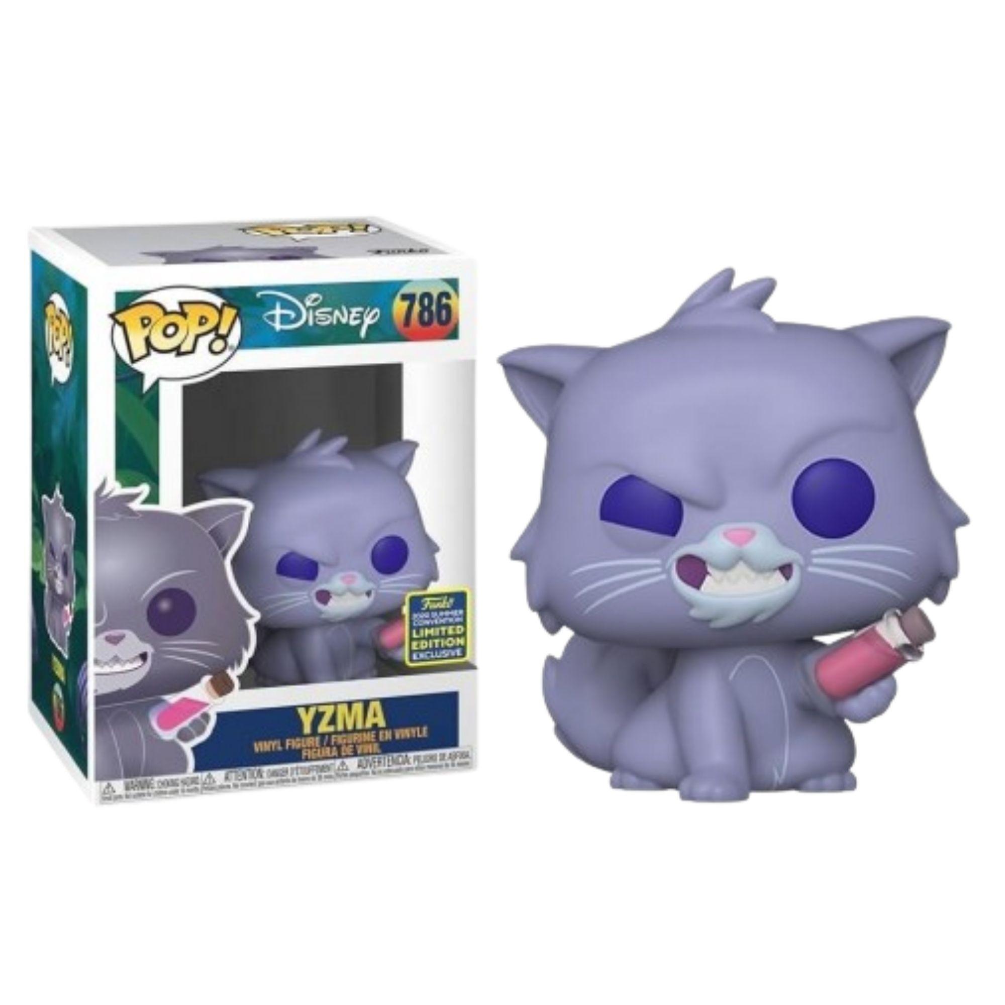 Funko Pop Yzma As Cat Gato #786 Sdcc 2020  - Game Land Brinquedos