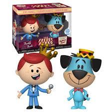 Funko Vinyl Pack com Freddy e Huckleberry Hound Hanna Barbera Limitado 3000 peças  - Game Land Brinquedos
