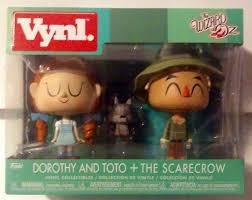 Funko Vynl The Wizard Of Oz O mágico de Oz   - Game Land Brinquedos
