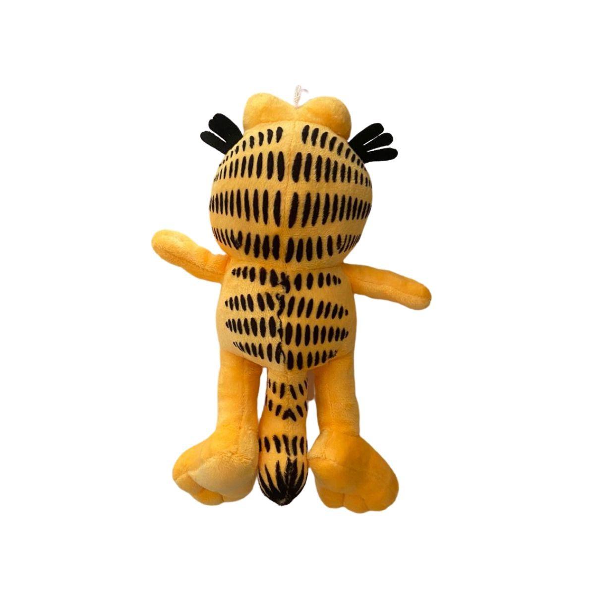 Garfield Pelucia Gato de Pendurar 25 cm Envio Imediato  - Game Land Brinquedos