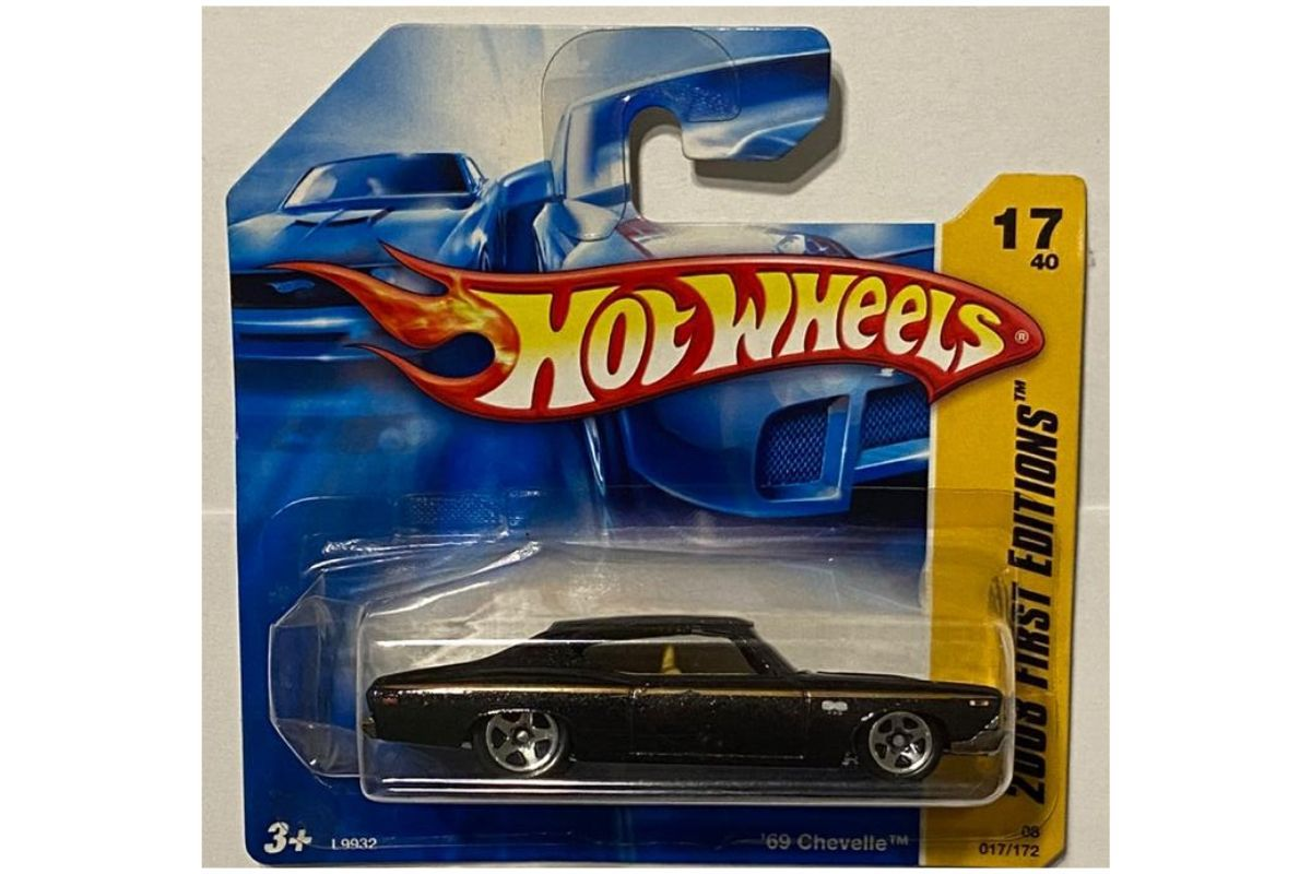 Hot Wheels - 2008 First Editions -