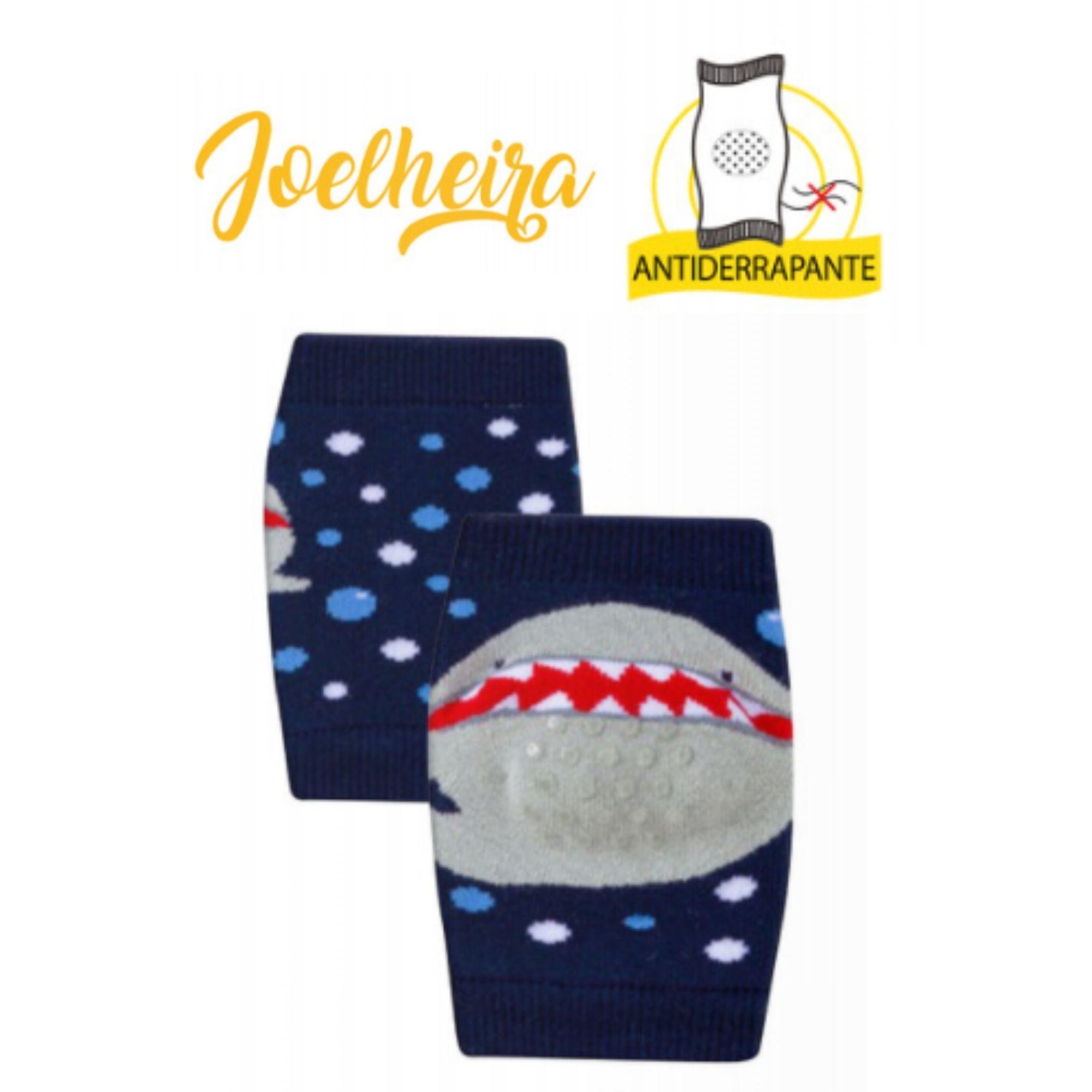Kit 2 Joelheiras Infantis Proteção para engatinhar do bebê Meninos  - Game Land Brinquedos