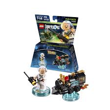 Lego Dimensions De Volta para o Futuro 71230  - Game Land Brinquedos