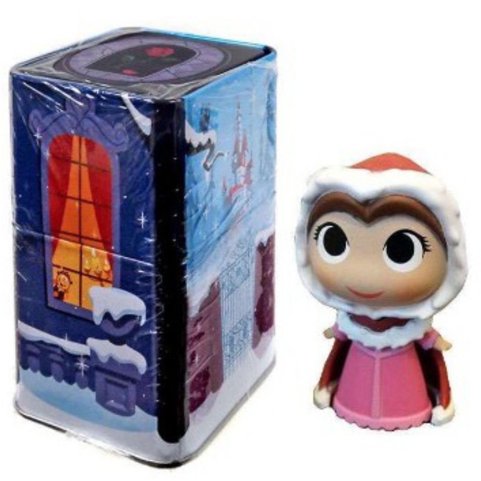 Mini Mystery Funko Disney Treausure Bela da Bela e a Fera  - Game Land Brinquedos