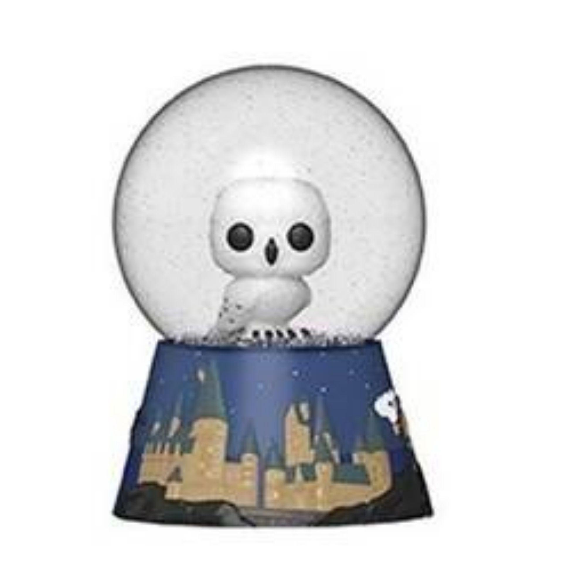 Mini Mystery Funko Snow Globe Harry Potter Hedwig  - Game Land Brinquedos