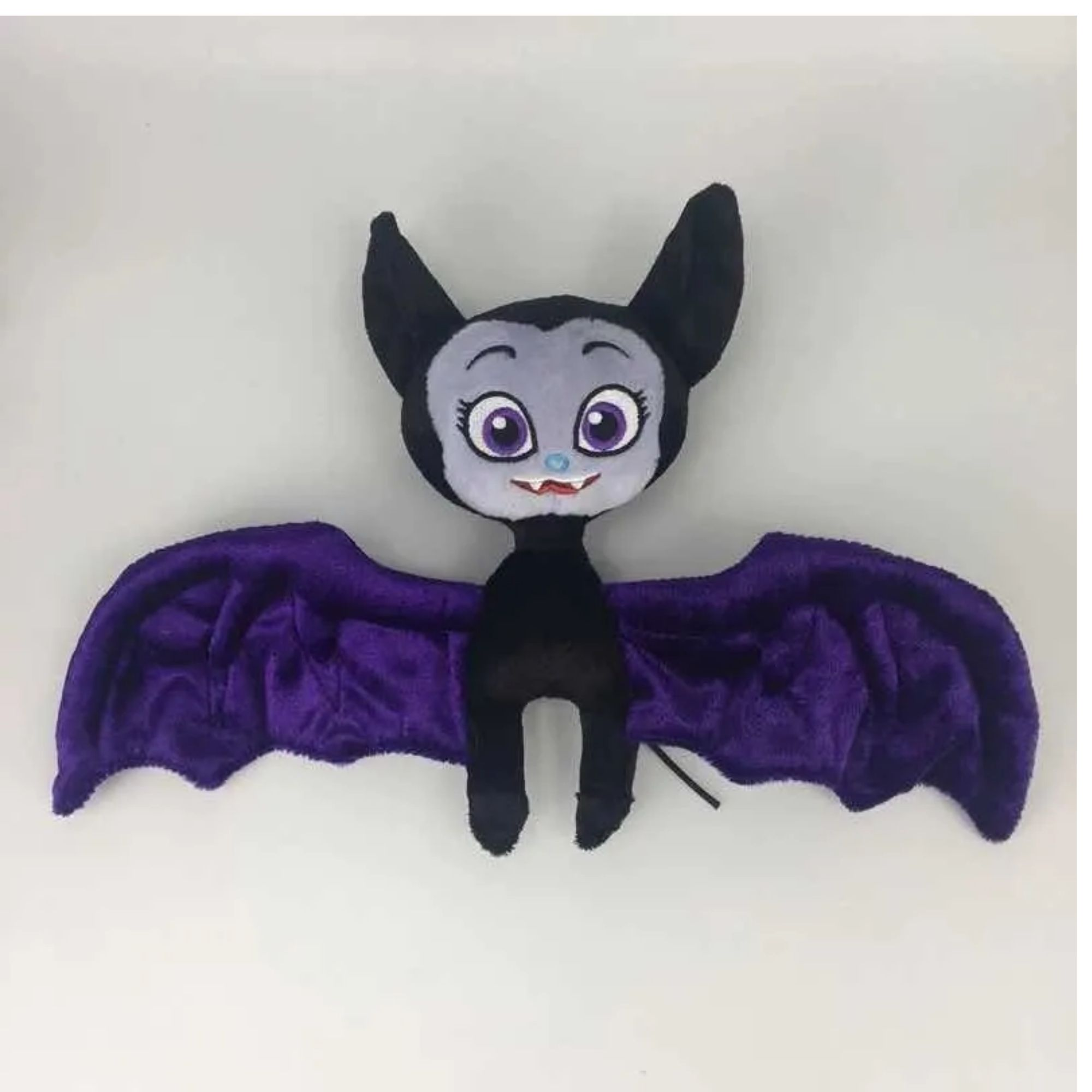 Morcego boneco de pelucia da Vampirina   - Game Land Brinquedos