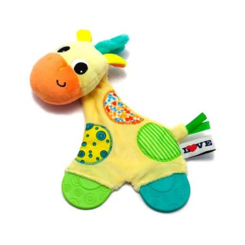 Mordedor com Atividades Girafa  - Game Land Brinquedos