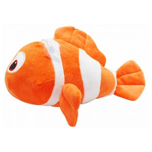 Nemo Bicho de Pelúcia Peixe Palhaço Antialergica Pelúcia  - Game Land Brinquedos