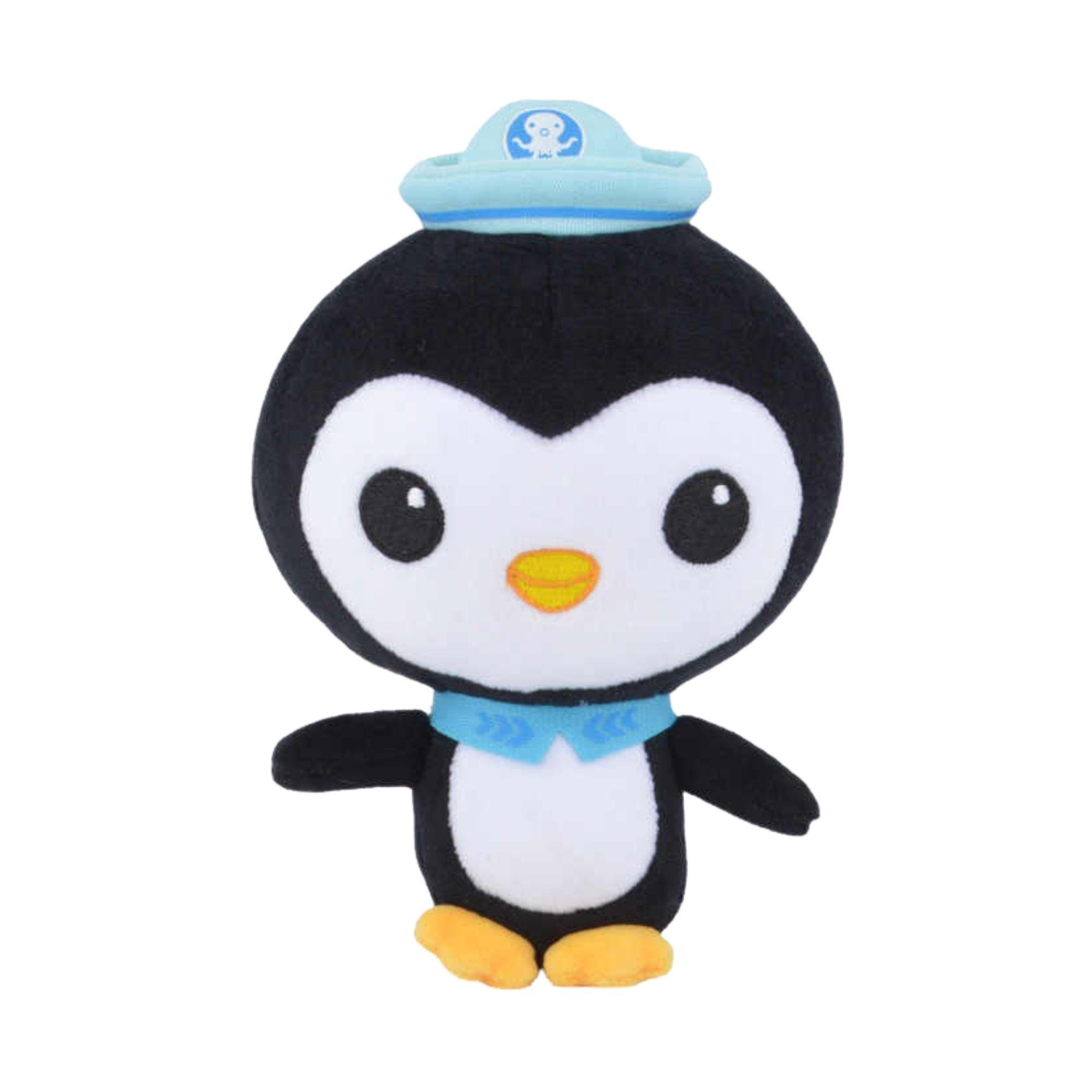 Octonautas Pelucia Desenho Capitão Polo Polar , Kwazii e Pepe  - Game Land Brinquedos