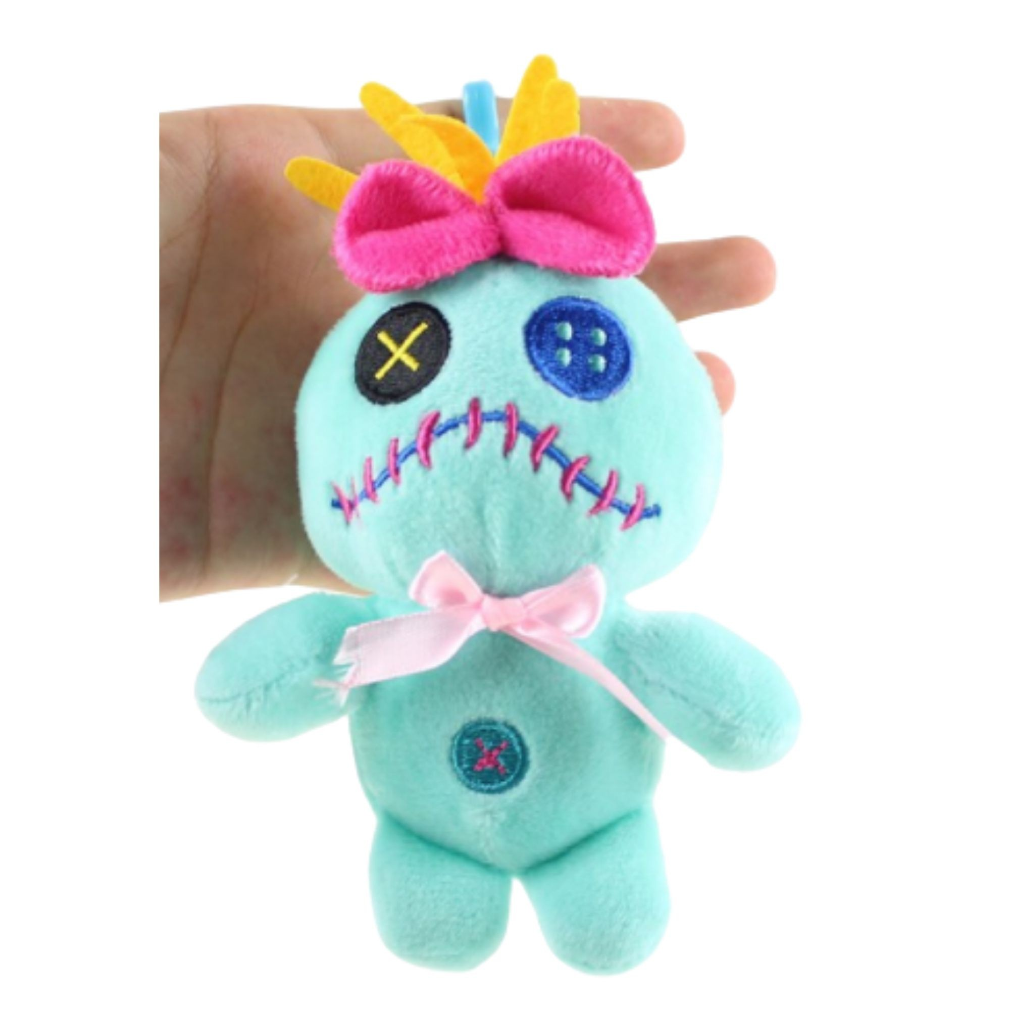 Pelucia Boneca Xepa Scrump do filme  Lilo Stitch Disney  - Game Land Brinquedos