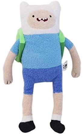 Pelúcia Cartoon Network Desenho Hora da Aventura Finn  - Game Land Brinquedos