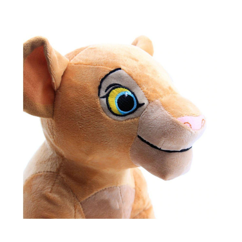 Pelúcia da Nala, namorada do Simba Rei Leão Lion King  - Game Land Brinquedos