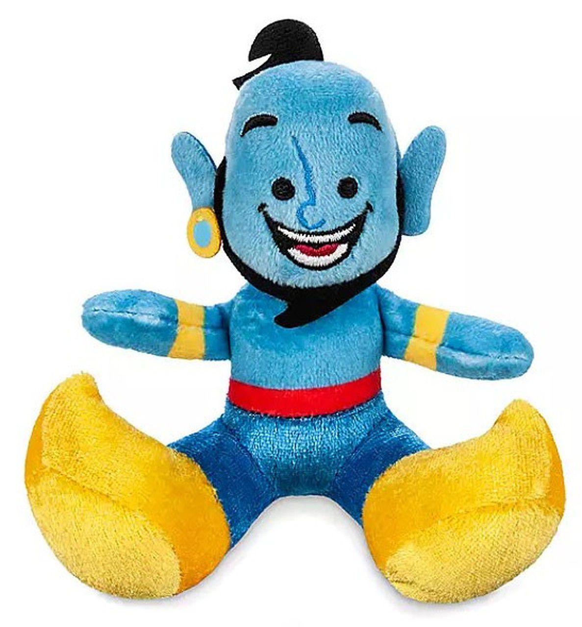 Pelucia Disney Gênio do Aladim Disney Tiny Big Feet Parks Disney  - Game Land Brinquedos
