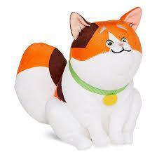 Pelucia Disney Store Mochi Gato do Hiro Hamada  - Game Land Brinquedos
