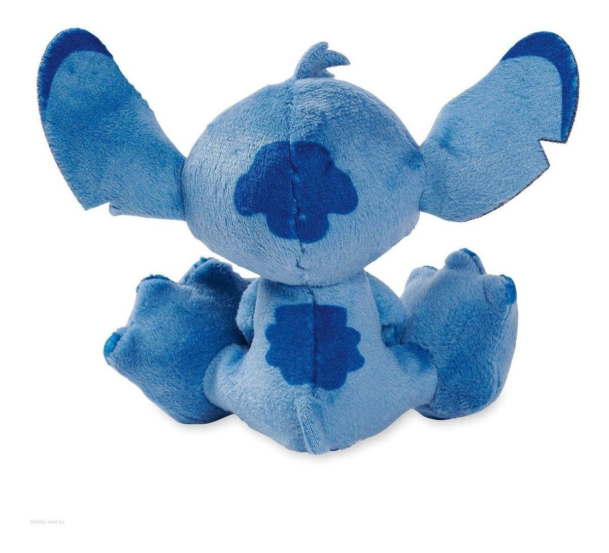 Pelucia Disney Stitch - Lilo e Stitch Disney Tiny Big Feet Parks Disney  - Game Land Brinquedos