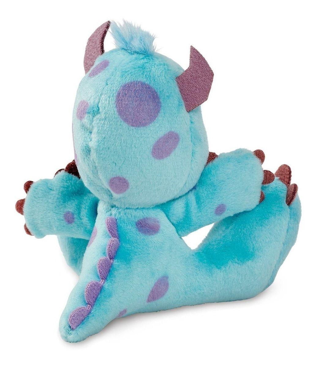 Pelucia Disney Sulley de Monstros S/A Sullivan Disney Tiny Big Feet Parks Disney  - Game Land Brinquedos