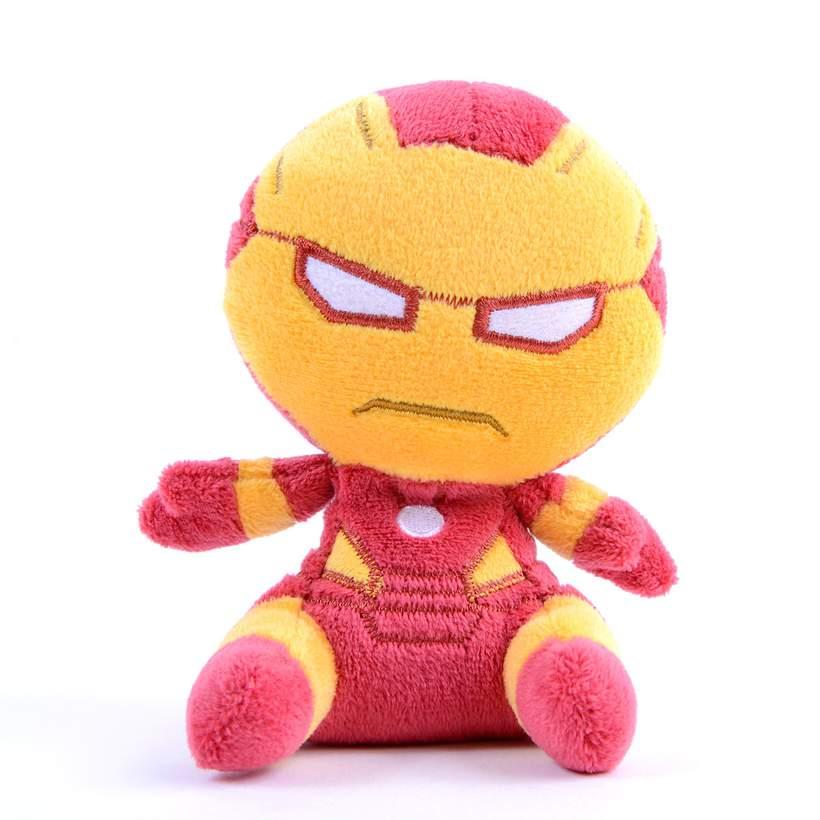 Pelucia Funko  Mopeez Iroman Homen de Ferro 12 cm  - Game Land Brinquedos
