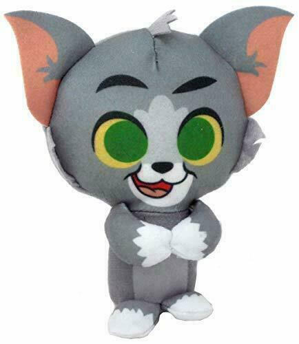 Pelucia Funko Tom e Jerry Exclusivo GameStop 15 cm  - Game Land Brinquedos