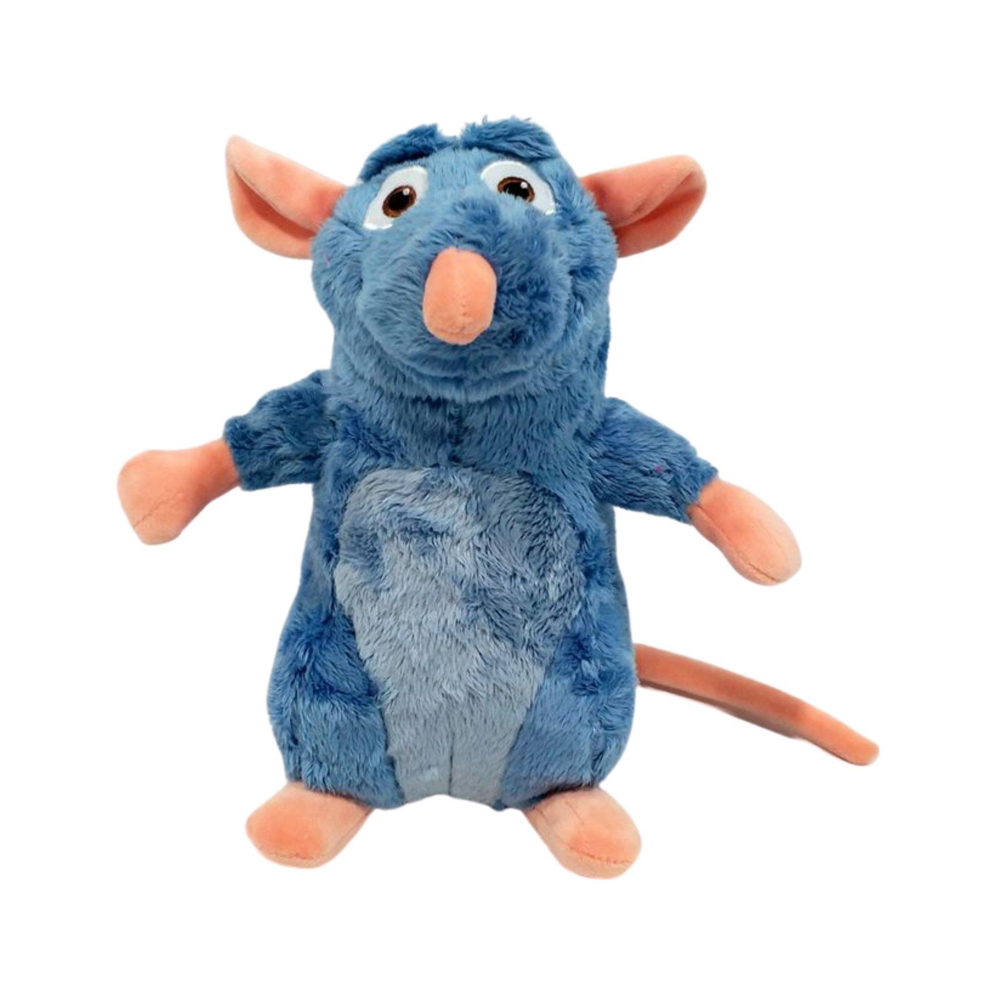 Pelúcia Remy Ratatouille Authentic Disney Parks  - Game Land Brinquedos