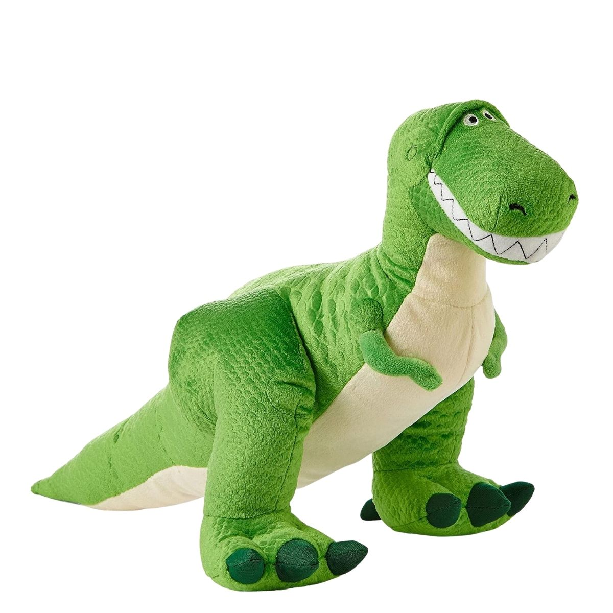Pelucia Rex Toy Story Pelucia Disney Original   - Game Land Brinquedos