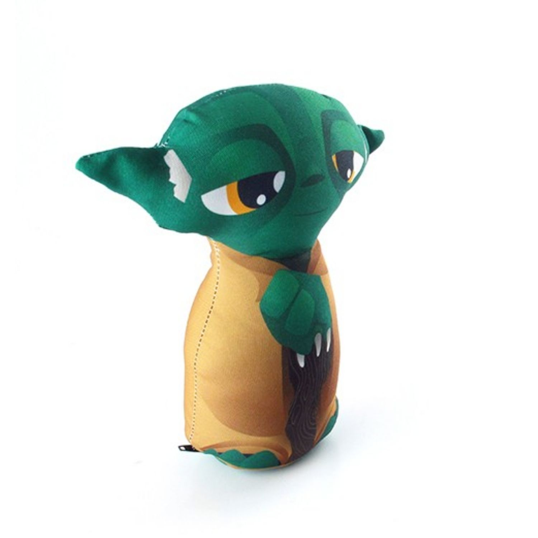 Peso de Porta Mestre Yoda Star Wars Decoração  - Game Land Brinquedos