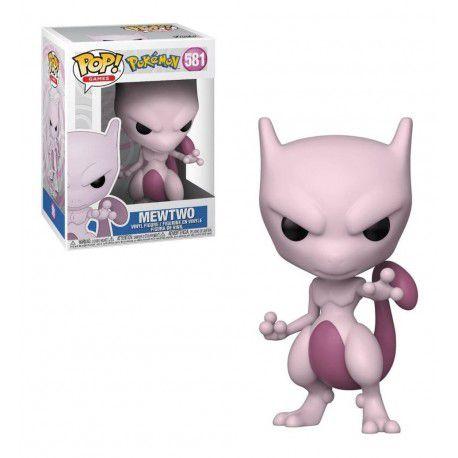 Pokemon Funko Pop Mewtwo   - Game Land Brinquedos