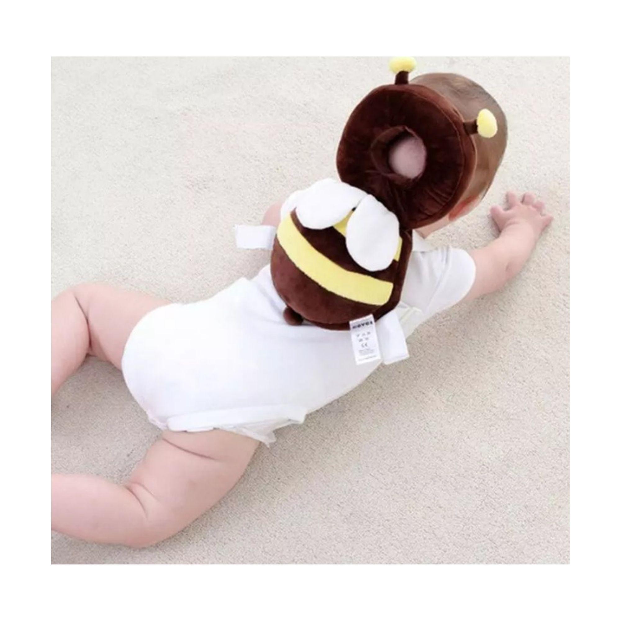 Protetor Bebe cabeça e costa para engatinhar e andar quedas e tombos  - Game Land Brinquedos
