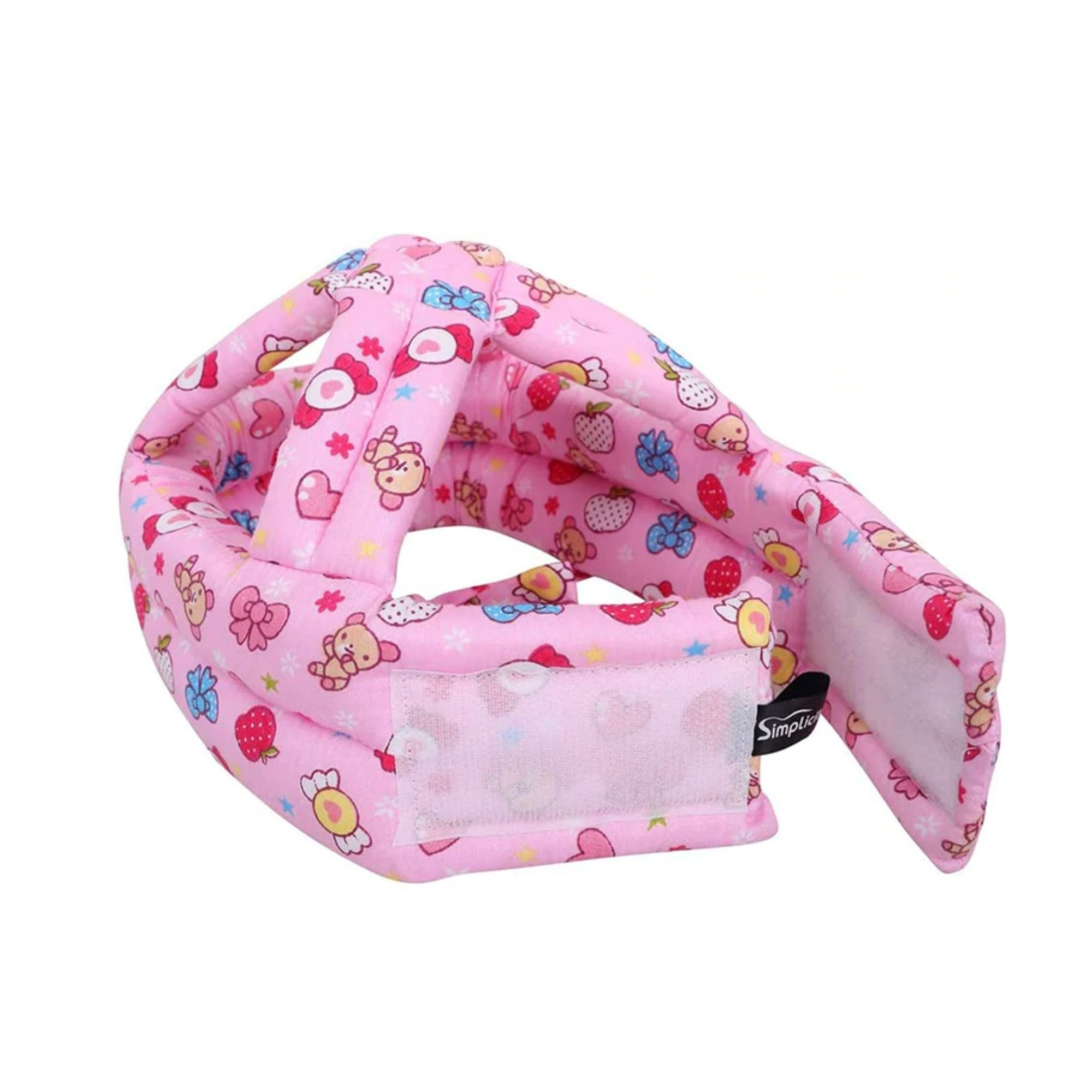 Capacete Protetor de cabeça para Bebês segurança para engatinhar e andar  - Game Land Brinquedos
