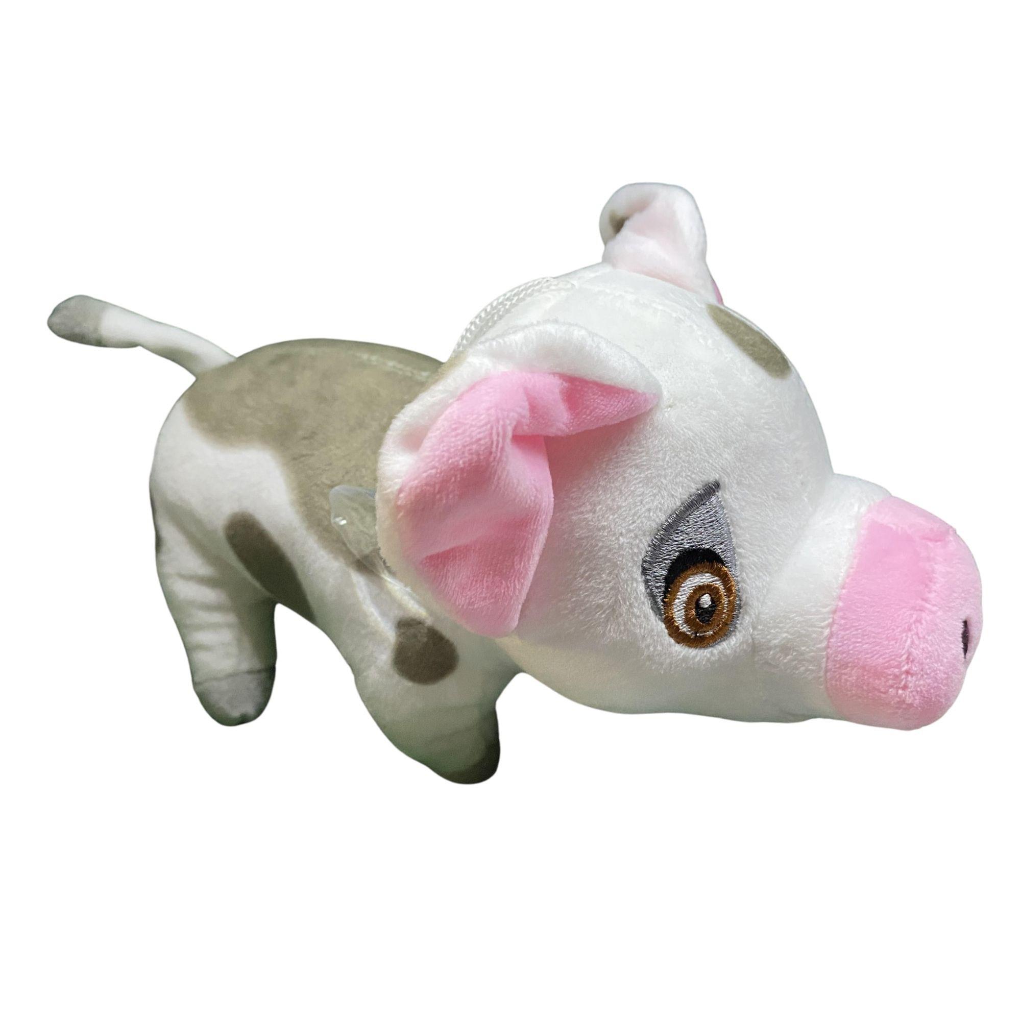 Puá da Moana Porquinho de Pelúcia 23 cm  - Game Land Brinquedos
