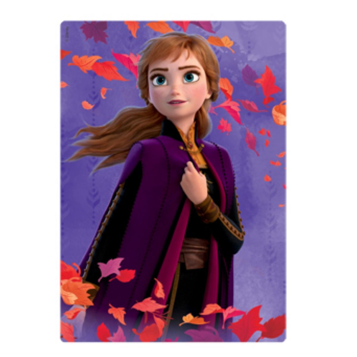Quebra Cabeça Infantil Frozen 2  Princesa Anna  60 peças  - Game Land Brinquedos