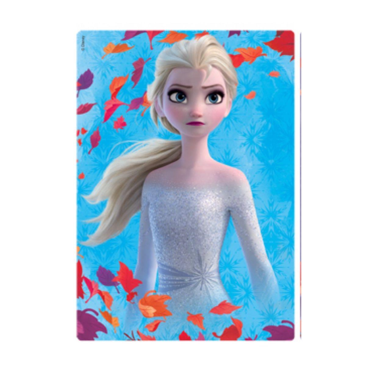 Quebra Cabeça Infantil Frozen 2  Princesa Elsa 60 peças  - Game Land Brinquedos