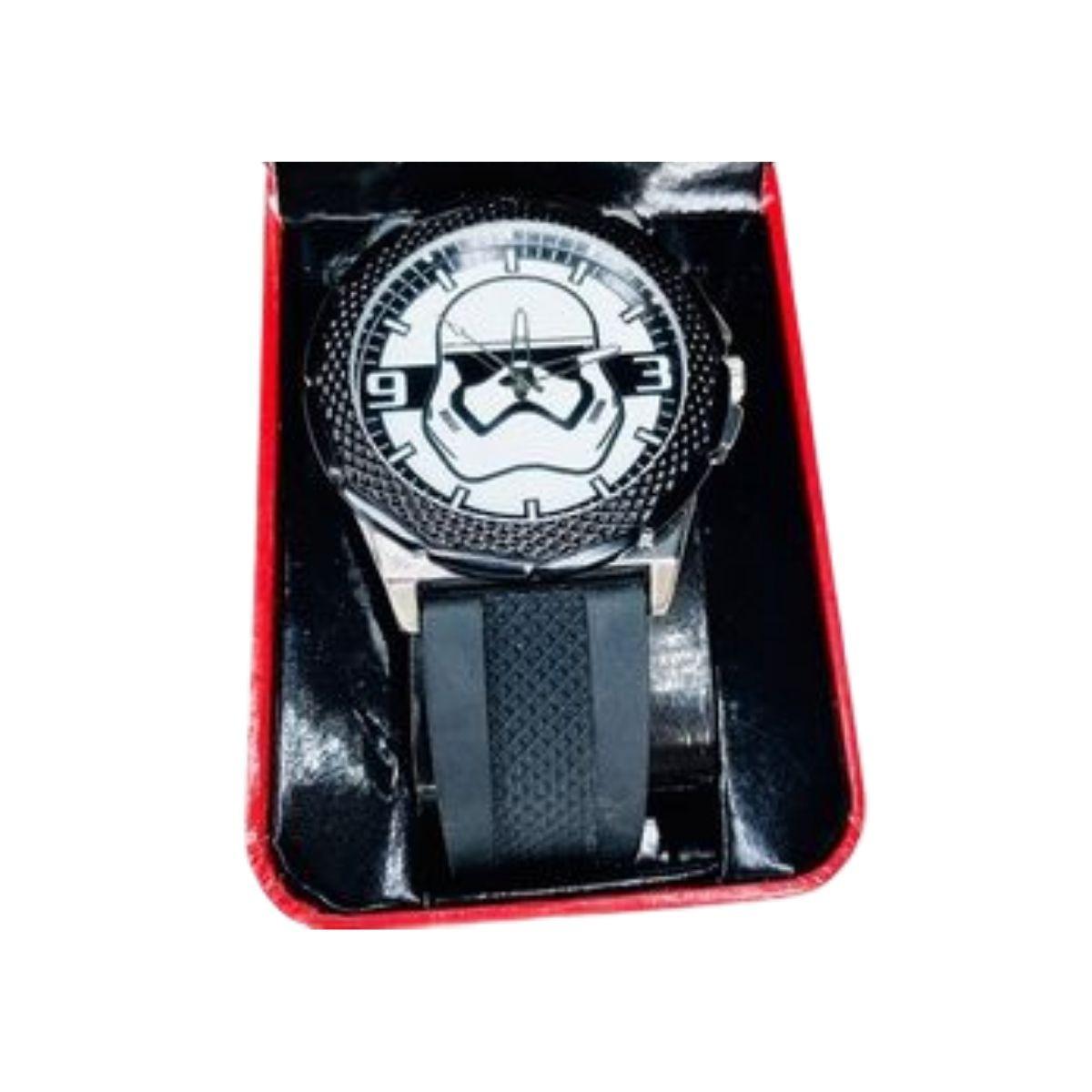 Relógio de Pulso Star Wars Stomper Trooper   - Game Land Brinquedos