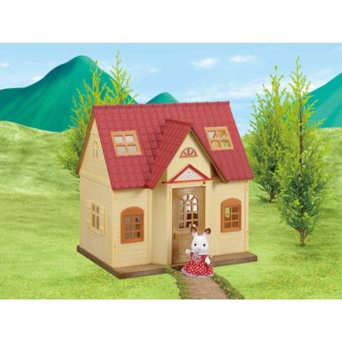 Sylvanian Families Minha Primeira Casa Epoch Magia Oficial  - Game Land Brinquedos