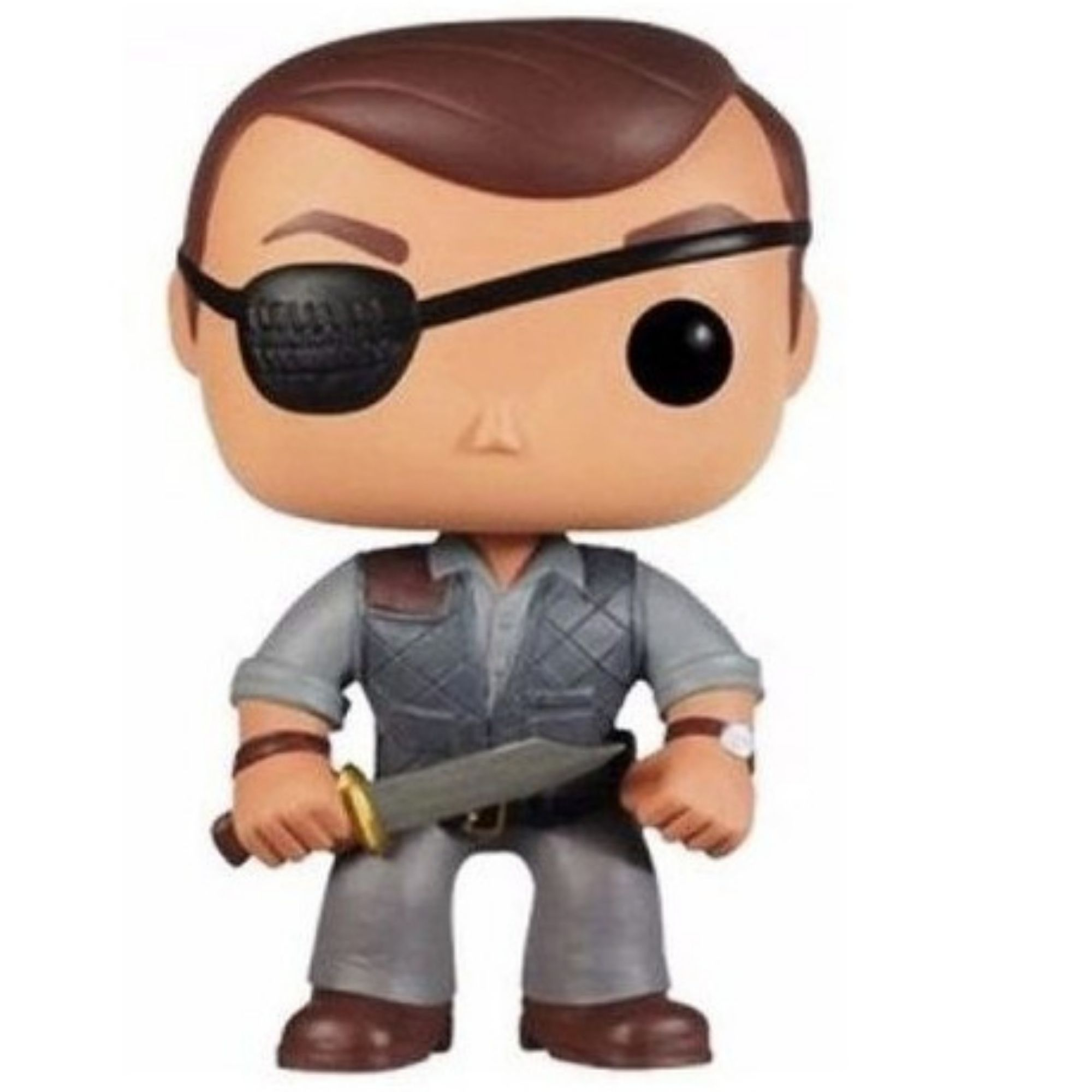 The Governor Funko Pop The Walking Dead Governador #66  - Game Land Brinquedos