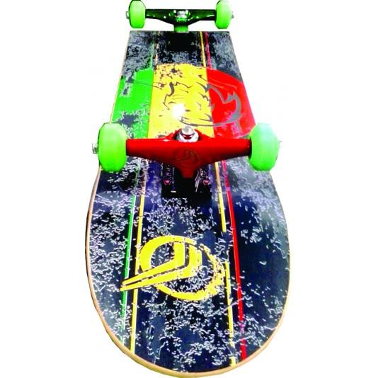 Skate Montado Completo Profissional Abec 13 -Moska/Parts/Oficina