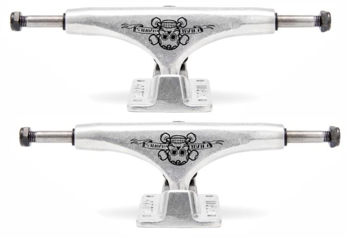 Truck Crail Skate Silver MID133 mm El Gomes