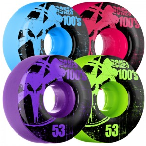 Roda BONES - 53 mm - Og Assorted