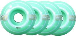 Roda Parts 49 mm - Verde