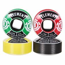 Roda ELEMENT - 52 mm - Rasta