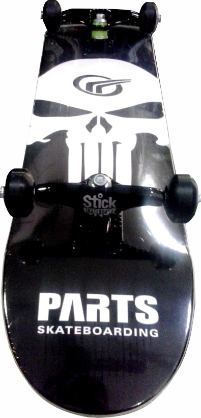 Skate Montado Completo Profissional - Moska/Parts - ABEC 13