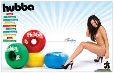 Roda HUBBA -  53 mm - COLORS