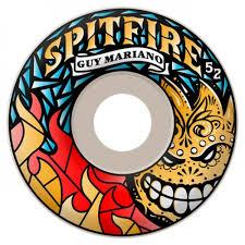 Roda SPITFIRE -  53 mm - Mariano Praise
