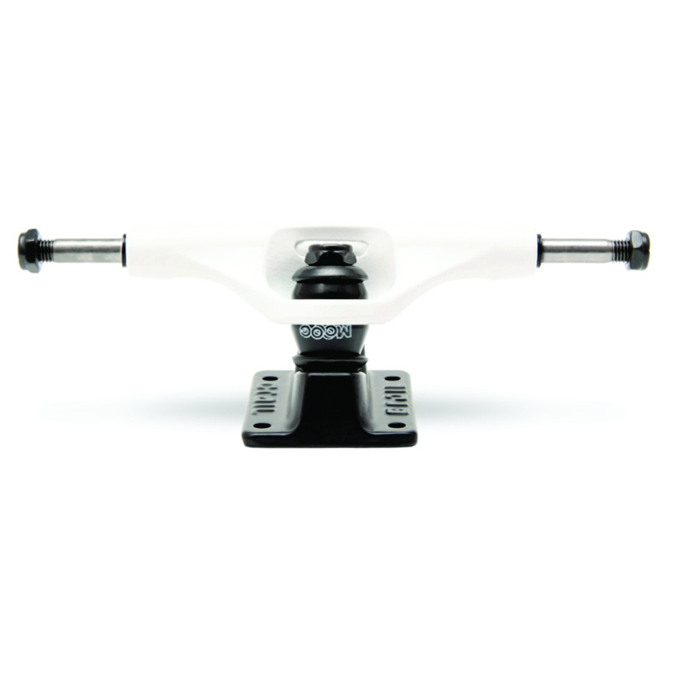 Truck Crail Skate All Color  MID 129 mm Black/White Bufoni