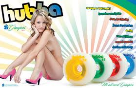 Roda HUBBA -  52 mm - GROUPIES